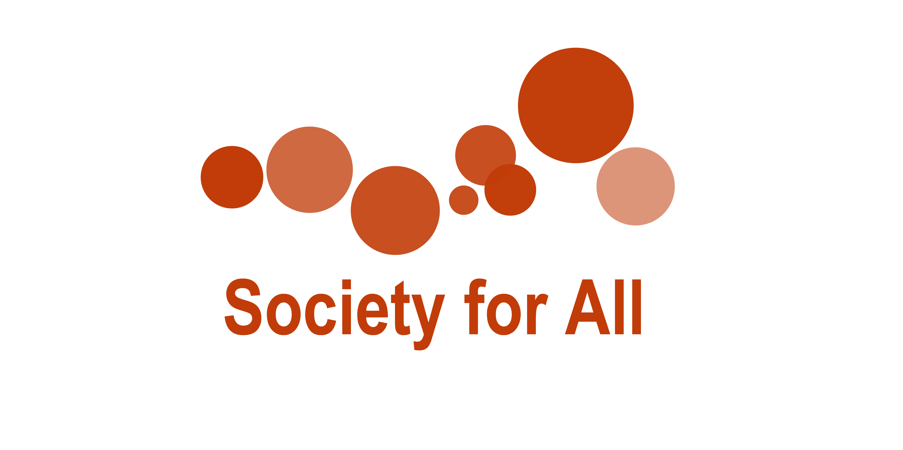 Logo Society for All
